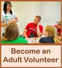 Become an Adult Volunteer