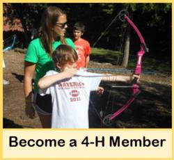 Become a 4-H Member
