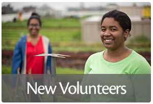 New Adult Volunteer